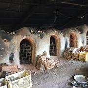 陶器の町の益子で年に2度の陶器市