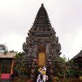 空に近い寺院