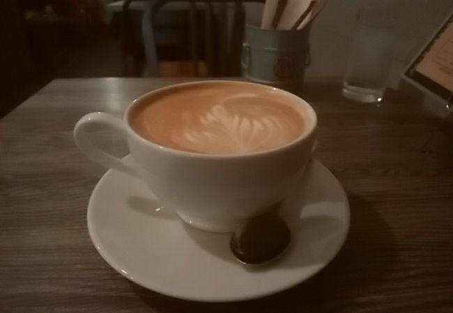 日吉のコーヒー店