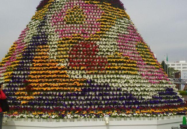 広島では一番大きなお祭りです