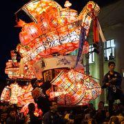福野夜高祭