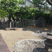 三柱神社参道の途中から脇に行きます