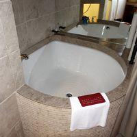 風変わりな浴槽