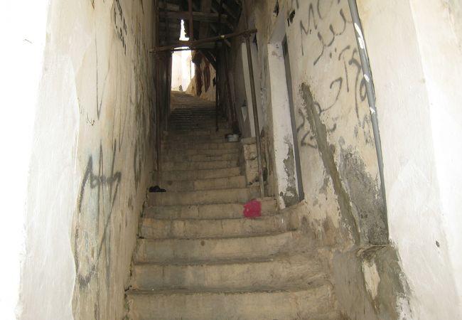 アルジェのカスバ(世界遺産)