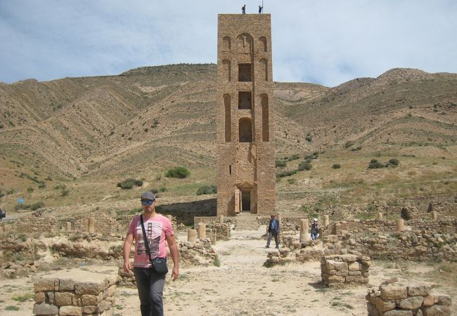 ベニ・ハンマド要塞(世界遺産)
