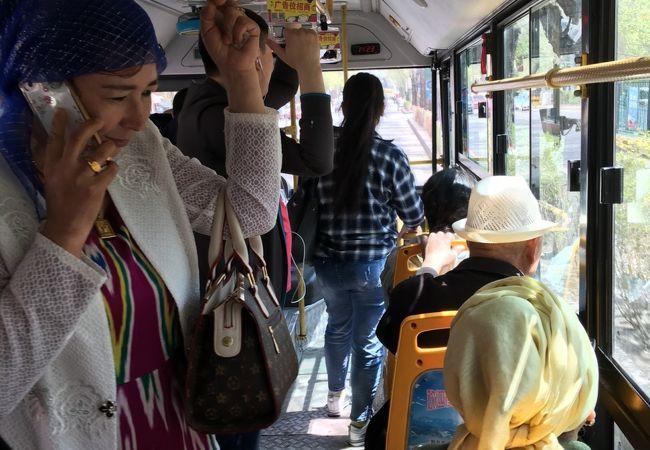 バス (ウルムチ市)