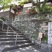 玄関の石段