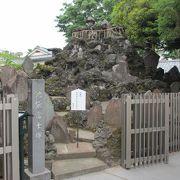 氷川神社 池袋富士お山開き