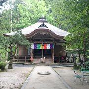 投入堂で有名なお寺ですが、修行道は行きませんでした。境内も立派です。