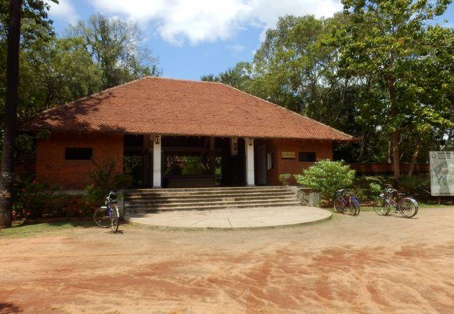 アバヤギリ博物館