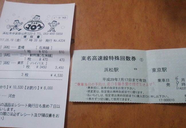 ミスター101 (浜松北口店)