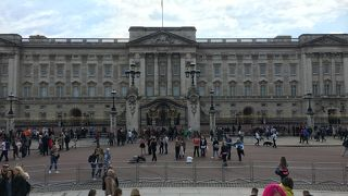 ロンドン主要観光スポットの一つ