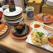 郊外に多い北海道イチオシのお寿司屋さん。