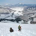 日本百名山 至仏山 残雪の時期も面白い