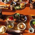 伊豆の海鮮料理が自慢