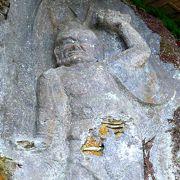 あたらしく国宝指定された金剛力士像はとてもユーモラス