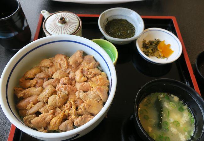 天草ウニ丼