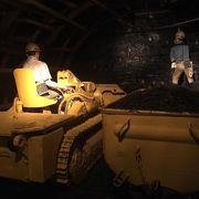 常磐炭鉱を偲ぶ