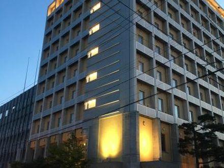 魚津マンテンホテル駅前 写真