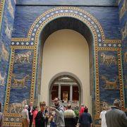 大迫力の遺跡 ペルガモン博物館