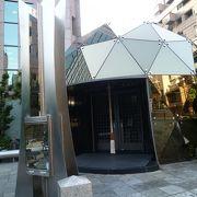 堂島アバンザにあります。
