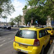 空港タクシーとは異なる料金システム