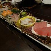 須佐の男命イカが食べられます(入荷があれば)