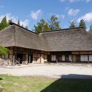 昔の日本の田園風景
