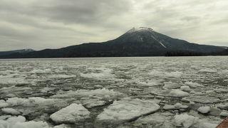 阿寒湖水開き