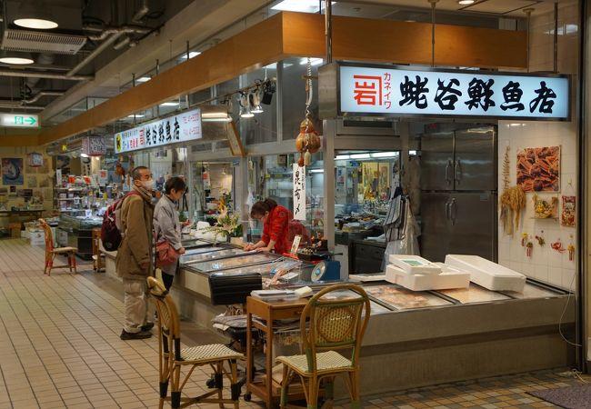 蛯谷鮮魚店