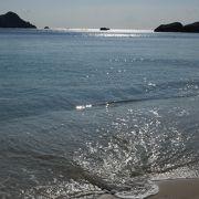 どこまでも透明な海