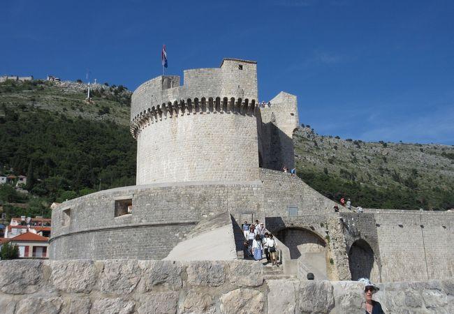 ミンチェタ要塞