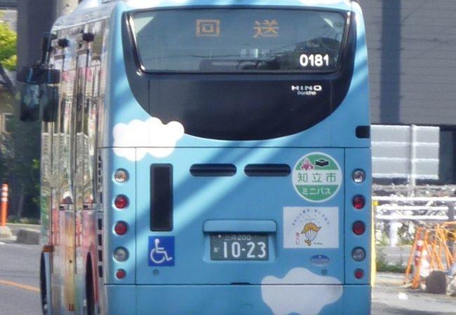 知立市コミュニティバス (ミニバス)