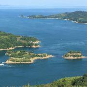 村上水軍の能島が一望