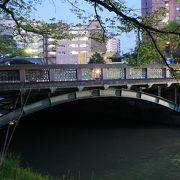 現在の橋は三代目