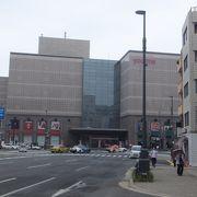 長崎のショッピングモールでした。