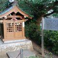 写真:荏田下宿 庚申塔