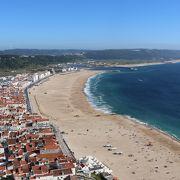 ポルトガル屈指のリゾート海岸♪