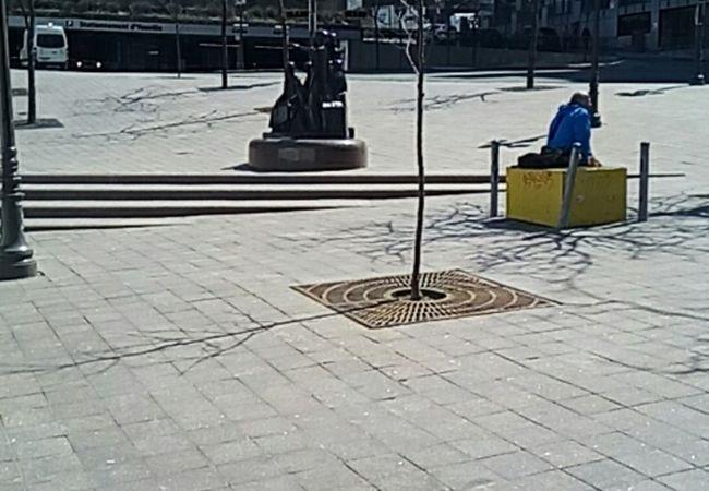 デュービル広場