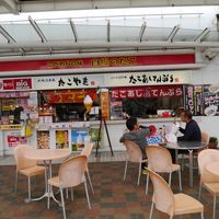 小谷サービスエリア(下り線)ショッピングコーナー