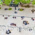 写真:ジョルジュ ポンピドゥ広場