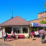 竹生島への観光船