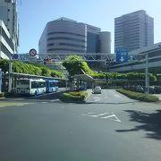 千葉駅前では一番新しい百貨店