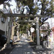 東中野駅から歩いていける距離