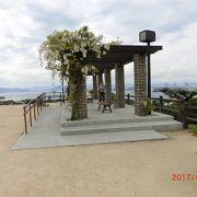 50年振りの鷲羽山からは瀬戸大橋の眺めが素敵だった