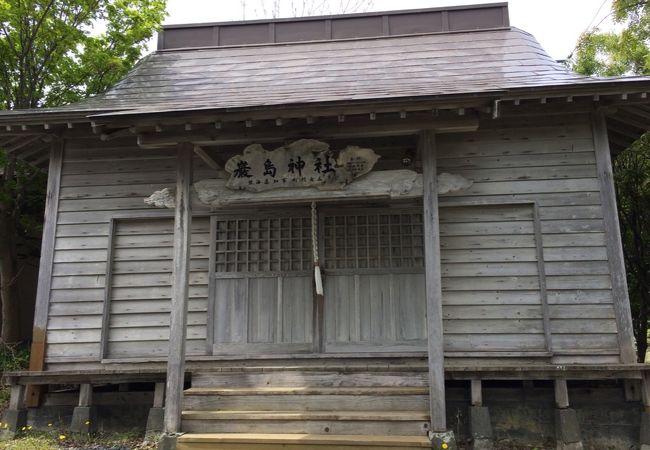 宗谷厳島神社 (恵比須)
