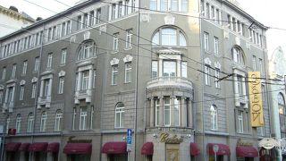 ホテル サボイ モスクワ