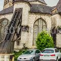 写真:サント クロワ教会