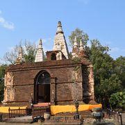 広大な敷地にある、古刹寺