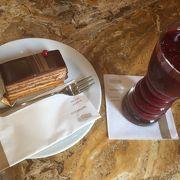 ジェルボーセレクト(ケーキ)食べました。